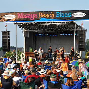Stonebridge Wasaga Beach Blues