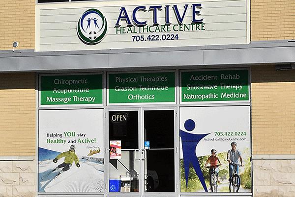 Active Healthcare - Stonebridge Town Centre