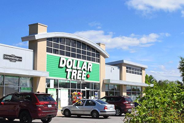 Dollar Tree - Stonebridge Town Centre