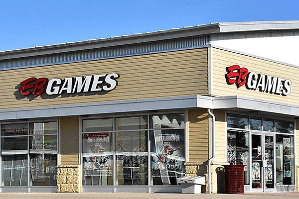 EB Games - Stonebridge Town Centre