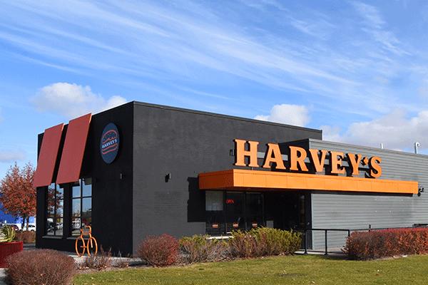 Harvey's - Stonebridge Town Centre
