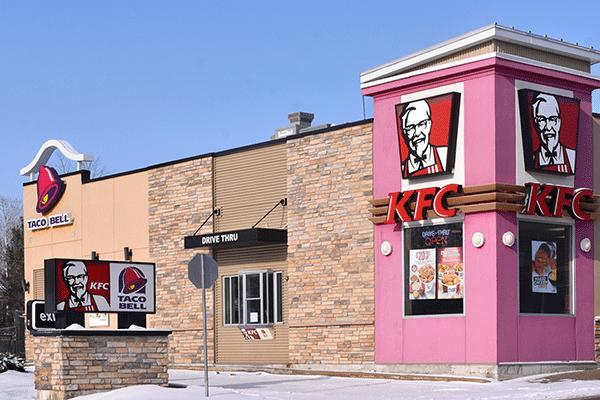 KFC/Taco Bell - Stonebridge Town Centre