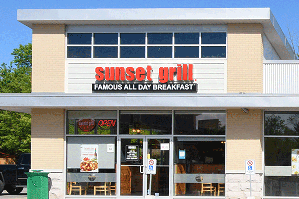 Sunset Grill - Stonebridge Town Centre