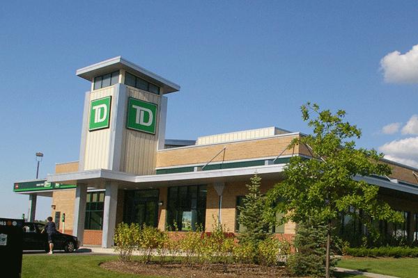 TD Canada Trust - Stonebridge Town Centre