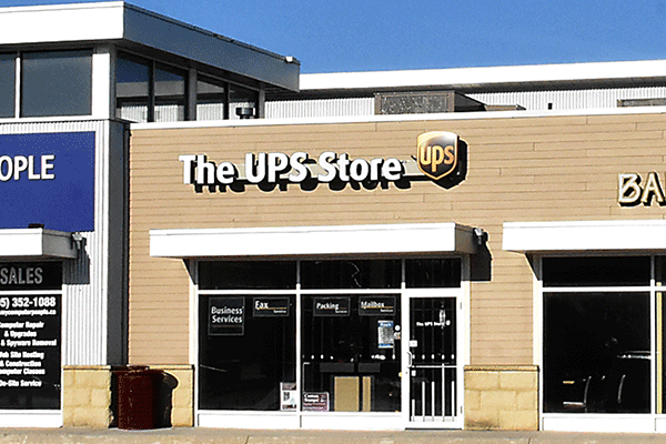 The UPS Store - Stonebridge Town Centre