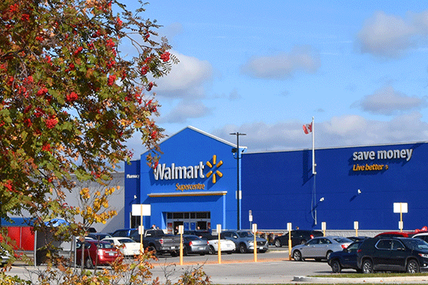 Walmart - Stonebridge Town Centre