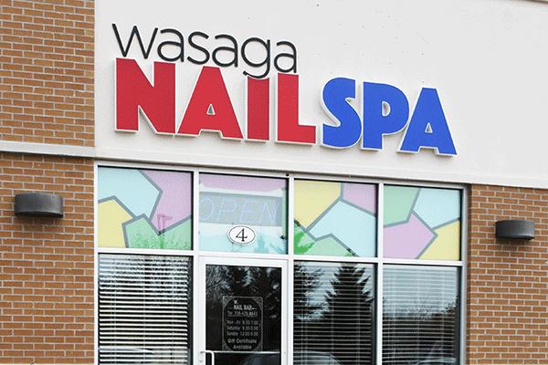 Wasaga Nail Spa - Stonebridge Town Centre