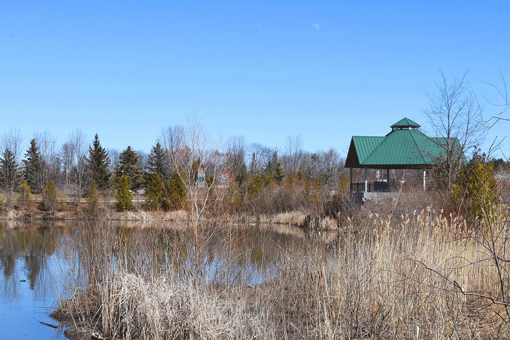Music Pavilion at Pond's Edge