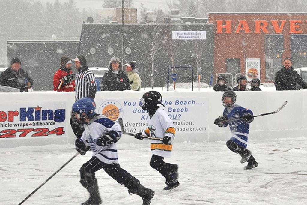 Hockey at Stonebridge